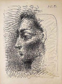 Jaqueline, Pablo Picasso