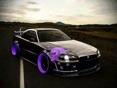 19 best ideas for custom cars nissan skyline gtr - - Skyline Gtr R34, Auto Poster, Car Posters, Nissan Silvia, Tuner Cars, Jdm Cars, Cars Auto, Nissan Gtr 35, Dream Cars