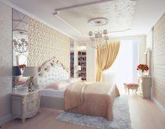 Choose the #LuxuryBedroom Interiors