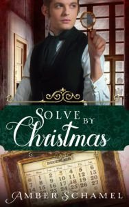 Live. Love. Read. : 12 Days of Blogmas Day 12: Review: Solve By Christ...
