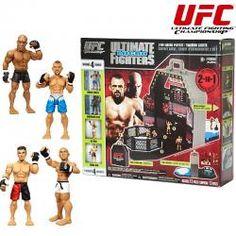 UFC Ultimate Micro Fighters Arena 2 em 1 DTC