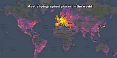 The most photographed countries in the world....and I live in one of them :3 :)