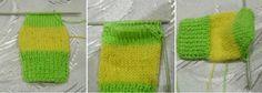 Vyrobte si nejpohodlnější pletené ponožky. Zvládnete je na první pokus Leg Warmers, Knitting, Blog, Handmade, Long Scarf, Wool Tights, Knitting Socks, Hand Knitting, Tejidos
