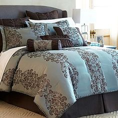 Dolce 7-pc. Comforter Set & Accessories - jcpenney
