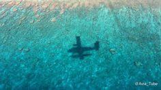 Chasing #DHC6 #TwinOtter shadows over untouched #reef in the #Maldives at 500'.  #AviaTube #Aviation #Flying #Aircraft #Airplane #Airport #Flight #Avgeek #Travel #Planespotting #Pilot #Instagramaviation #Lifewelltravelled #BarefootPilots #Aviator #Instapassport #Crewlife #Expat #Crewmeapp