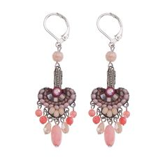 Ayala Bar Gogi Pearls French Wire Earrings, part of our full line of Ayala Bar jewelry and the Ayala Bar Spring 2020 collection. Bar Earrings, Bar Necklace, Ayala Bar, Artist Card, Bar Gifts, Summer Necklace, Necklace Designs, Wire, Pendants
