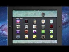 A Tour of a Teacher's iPad- Part 1
