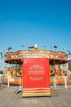 A photo of a carousel by Severn Tides on @creativemarket