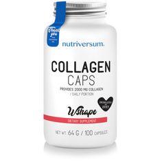 Nutriversum - WSHAPE - Collagen - 100 kapszula