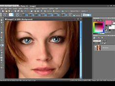 Makeover/Retouch with Corel Paint Shop Pro Photo X2