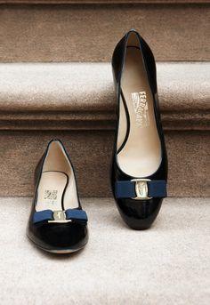 Salvatore Ferragamo. Love these shoes. Several pair in my closet!!!!