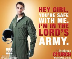 Christian pick up lines!