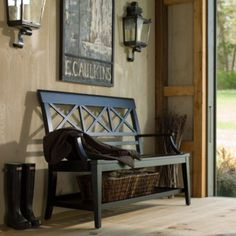 1000 Images About Benches Entryway On Pinterest