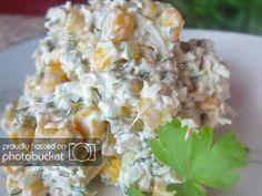Salata de pui si porumb Potato Salad, Potatoes, Ethnic Recipes, Food, Salads, Potato, Essen, Meals, Yemek