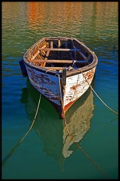 Boat on the water by Howard Steele · 365 Project