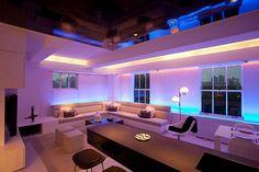 studio ledstrip verlichting Flexible strip light, flexible led strip ...
