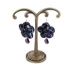 Earrings 'Lavender' Jewellery, Earrings, Lavender, Ear Rings, Jewels, Stud Earrings, Schmuck, Ear Piercings, Ear Jewelry