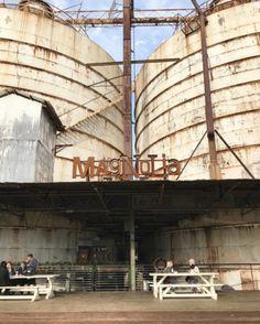 Magnolia Market Silos in Waco, Texas