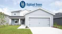Wayfair home plan by Highland Homes - Florida New Homes for Sale
