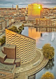 Atardecer en Copenhagen - #Dinamarca