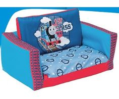 thomas the tank engine flip out sofa australia southern motion reclining parts 43 best images inflatable and friends