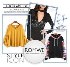 """""""Romwe 2"""" by ajisa-ikanovic ❤ liked on Polyvore"""