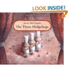 The Three Hedgehogs by Javier Saez Castan: Books