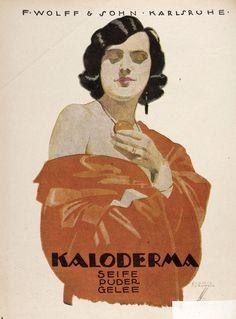 ART & ARTISTS: Ludwig Hohlwein - part 3 Vintage Advertisements, Vintage Ads, Vintage Posters, Art And Illustration, Illustrations Posters, Magazine Design, Vintage Magazine, Poster Art, Vintage Graphic Design