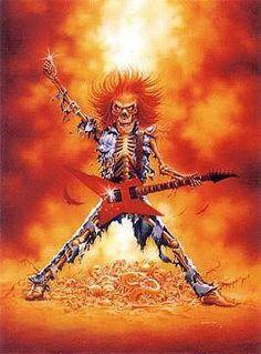 Death rock!