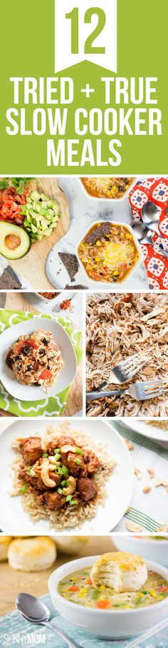 Make these Crock-Pot meals your new go-tos!