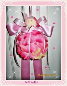Fiocco di nascita, by COSE DI MYA, 35,00 € su misshobby.com