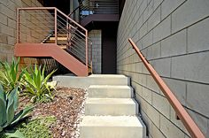 Custom Ray Kappe LivingHome, Los Angeles. Designed by Ray Kappe, FAIA. Certified LEED Platinum. Learn more at livinghomes.net