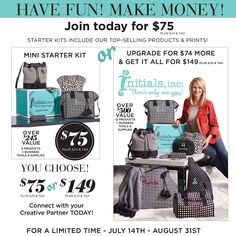 don't be Cheap! Sew and Reap! Join my team and become an Independent Creative Partner with Initials, Inc.  http://www.myinitials-inc.com/25768/content/EnrollNow.aspx