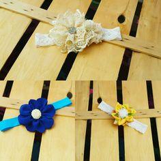 Baby girl's headband Baby Girl Headbands, Baby Girls, Little Girls, Toddler Girls