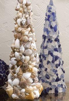 Поделки из ракушек