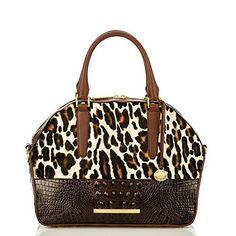 My new favorite designer bag!! Love these!!Hudson Satchel<br>Brown Morrison.    Brahmin.com