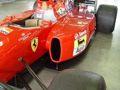 "1992 Ferrari F92A ""Double decker"""