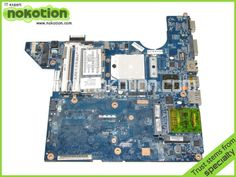 511858-001 For HP DV4 motherboard  DDR2 Socket s1 LA-4111P  with cpu #Affiliate