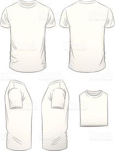 Flat Drawings, Dark Art Drawings, T Shirt Design Template, Shirt Print Design, Fashion Design Sketches, Sketch Design, T Shirt Sketch, Clothing Sketches, Fashion Vocabulary