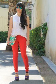http://re.mu/MayitaPink #conjunto #outfit #tenida #combination #closet #style #estilo #remy