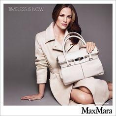 Max Mara Spring 2014 campaign