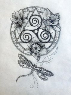 Pretty! Mandala Tattoo Design, Mandala Arm Tattoo, Dragonfly Tattoo, Tattoo Designs, Tattoo Ideas, Colorful Mandala Tattoo, Design Tattoos, Neue Tattoos, Body Art Tattoos