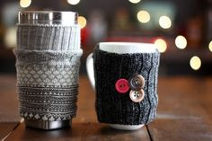 how-to-make-coffee-mug-cozy-from-old-sock.jpg 720×480 pixels