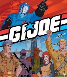Gi Joe Cartoon, Cartoon Kids, Old School Cartoons, Cool Cartoons, Cartoons From The 80's, 1980 Cartoons, Watch Cartoons, Cartoon Photo, Little Bit
