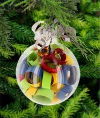 Autism Support Ornament at The Autism Site