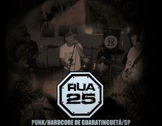 Força Metal BR: RUA 25: Banda confirma participação na 26º Edição ...
