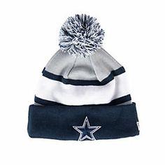 Dallas Cowboys New Era Sideline Sport Knit Cap 42ad05453