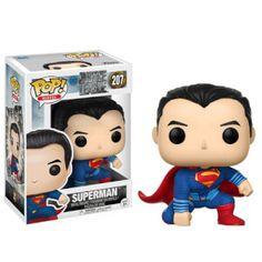 Justice League Superman Pop! Vinyl Figure