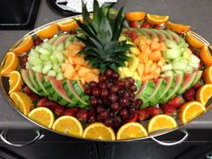 Platters - Fruit Display