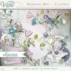 Morning Mist [Clusters Pack]